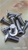 生产各种不锈钢马车螺丝