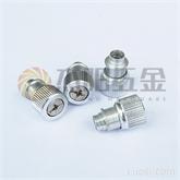 供应弹簧螺钉 松不脱 不脱出螺钉 组合压铆钉 面板螺钉 铝螺丝PF/PC/FC