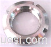304 不锈钢圆螺母GB810、GB812