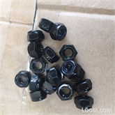 DIN985 M8尼龙自锁螺母,尼龙锁紧螺母