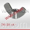蝶形螺母DIN315
