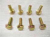 厂家直销供应 各种规格法兰面螺栓