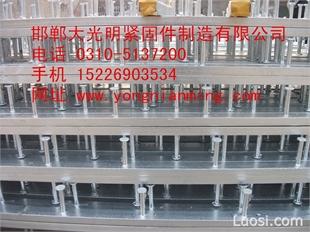 大光明热轧不锈钢Q235 38x23哈芬槽