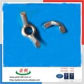 厂家供应不锈钢304蝶母 蝶形螺母M8 价格优惠