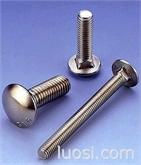 厂家直销马车螺栓螺丝 法兰面螺栓螺丝 三角头螺丝 半圆头方颈螺栓 欢迎查看咨询