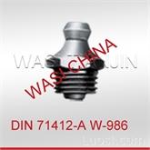 供应黄油嘴DIN71412现货,天津万喜德国原装进口
