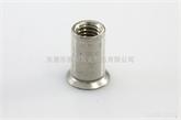 POP沉头铜拉帽(铆螺母)材质有:铁/不锈钢/铝/铜
