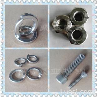 供应C276 NS334钢管,圆钢,管件,法兰 ,螺栓