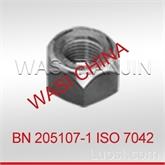 德国Flaig Hommel BN205107-1 FS全钢自锁螺母