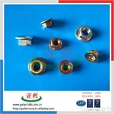 厂家生产供应盘帽 六角盘型螺母 盘型螺母 盘形螺母 美制