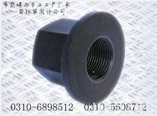 带垫螺母厂家|永年誉标紧固件公司专产带垫螺母|煤矿螺母|扭力螺母