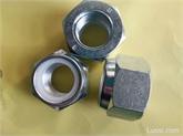 天津泛易供应美制尼龙锁紧螺母公制尼龙锁紧螺母DIN985 DIN982