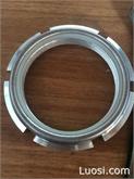 尼龙嵌件圆螺母,GB812,GB810圆螺母