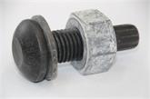 高强度扭剪螺栓连接副