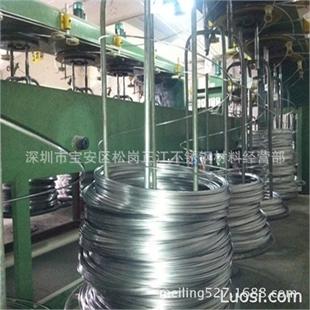 不锈钢螺丝线材表面草酸处理 草酸精抽螺丝线 SUS302HQ不锈钢螺丝线 紧固件专用螺丝线