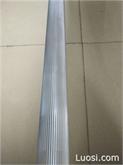 6063厚壁铝管 网纹拉花铝管 直纹拉花铝管