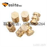 非标六角铜螺柱/铜车件/铁车件/铝车件/来图定制/厂家直销