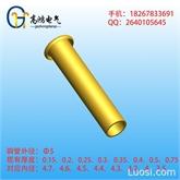 非标库存铆钉 外径5*10.3 管状全空心铜铆钉