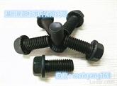 现货销售GB/T5787镀锌法兰螺栓8.8级 10.9级 法兰长轴 规格齐全