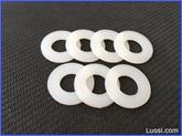 尼龙垫圈 塑料垫圈 塑料垫片 尼龙华司 尼龙平垫片 绝缘塑料垫片