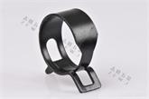 供应弹簧卡箍 管箍 弹性管夹 单耳卡箍 钢带型弹性环箍