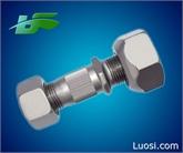 140前轮螺栓 高强度磷化螺栓