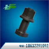 重型汽车紧固螺丝 轮毂螺栓 磷化豪沃前轮螺栓