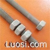 热镀锌牙条、热镀锌螺丝、热镀锌牙棒、热镀锌丝杆