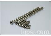 防盗盘头内六角螺钉厂家专业生产不锈钢大规格
