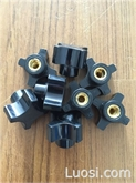 塑料旋钮 进口塑料旋钮 CarrLane CL-10-PPK-1
