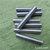供应ASTM A193 B7镀锌全螺纹螺柱