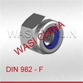 现货供应尼龙自锁螺母DIN982