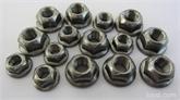ISO7042 全金属锁紧螺母