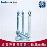 10*100膨胀螺丝 碳钢蓝白锌膨胀螺栓厂家批发|吊顶用膨胀螺丝紧固件博乐