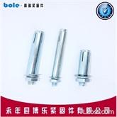 膨胀螺丝安装方法|碳钢膨胀螺丝厂家|膨胀螺栓怎么拆|博乐紧固件有限公司
