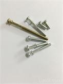 厂家直销专业 盘头十字带弹垫二组合螺丝M4组合螺丝