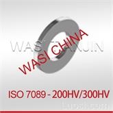 WASI现货供应标准型弹簧垫圈ISO7089 300HV,DIN ISO标准件配套供应商