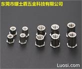 厂家直销PEM标准不锈钢压铆螺柱压铆件盲孔压铆螺柱 压板螺柱压铆螺套M3-M5