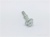 非标定做4.8级8.8级10.9级外六角法兰螺栓汽配螺丝异型标准件M16