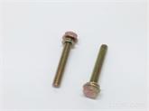 非标定做4.8级8.8级10.9级外六角螺丝三组合螺栓外六角平闹M6-20