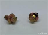 非标4.8 级8.8小脑六角法兰螺栓外六角法兰带垫螺丝M8M10M12M16
