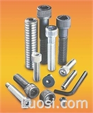 供应美制高强度合金钢圆柱头内六角螺钉