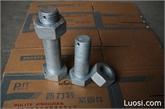 4.8级带孔螺栓 镀锌六角螺栓