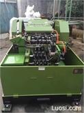 东莞益稳3630型三模六冲多冲程螺丝铆钉成型机,可制外径13mm,可制长度100mm