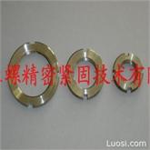 304不锈钢机械用圆螺母