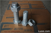 4.8级带孔螺栓 热镀锌螺栓