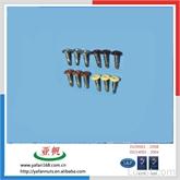 东莞厂家供应不锈钢410钻尾螺钉PA10#圆头十字钻尾4.8*16