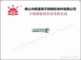 佛山新通用供应304不锈钢膨胀螺栓,不锈钢膨胀螺丝