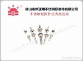 佛山新通用供应304不锈钢十字沉头钻尾螺丝、 钻尾螺钉4.2、4.8直径牌价表