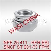 双开槽锁紧螺母NFE25411